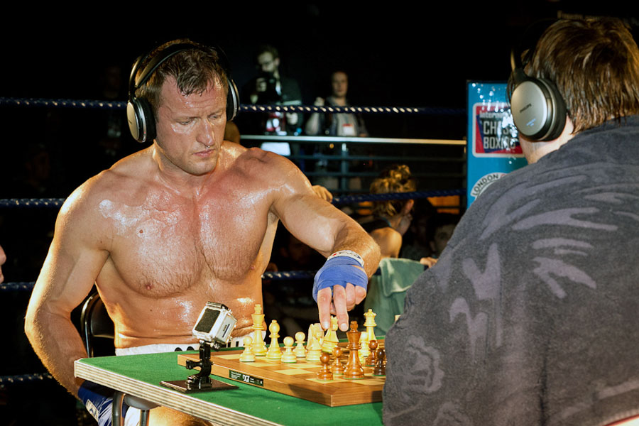 Магия шахматного бокса  трейлеры даты премьер