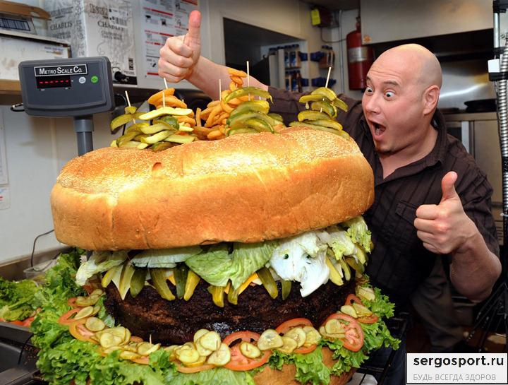 слетел с диеты не будет кубиков пресса