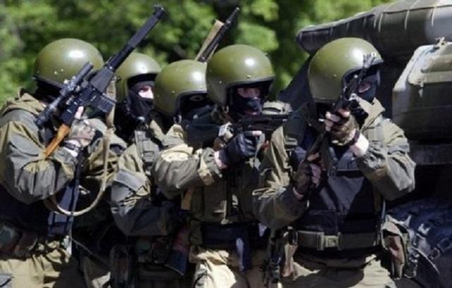 Физические нормативы ФСБ силовиков России