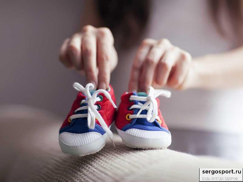 спорт обувь для малышей