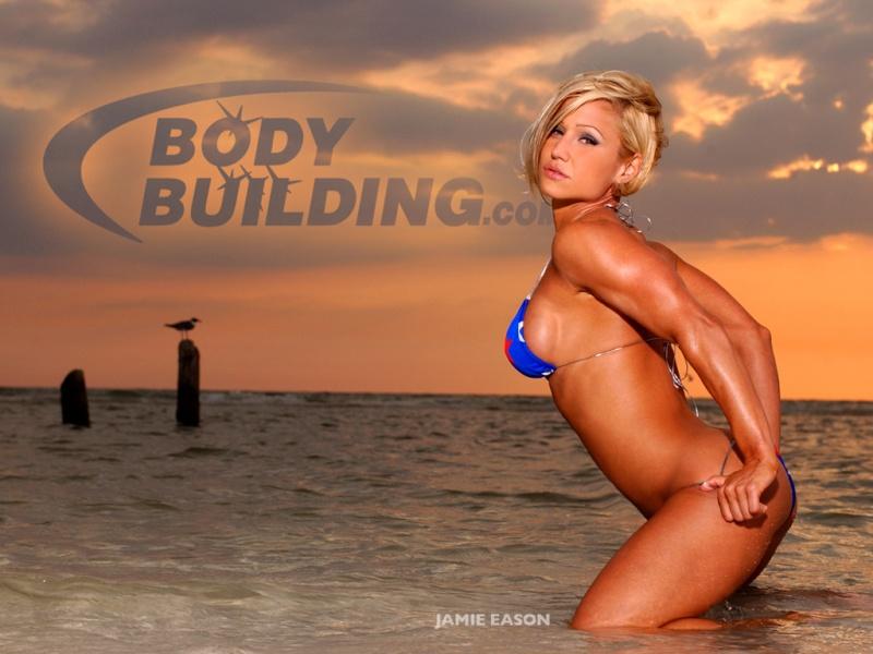 Джейми Исон американская спортсменка