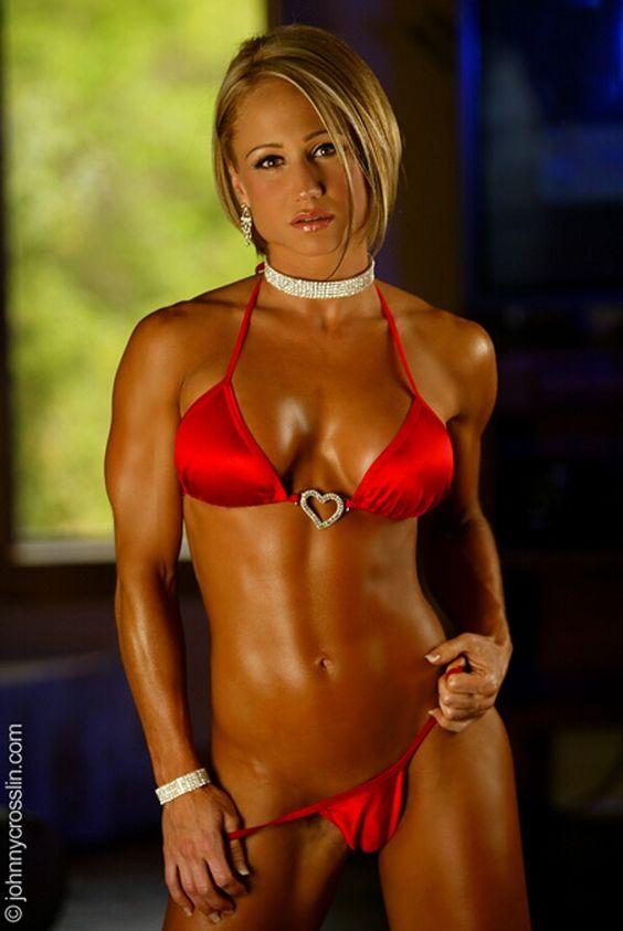 Джейми Исон фитнес модель