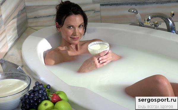 ванна с пищевой содой для похудения