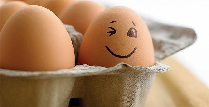 яйцо и фитнес