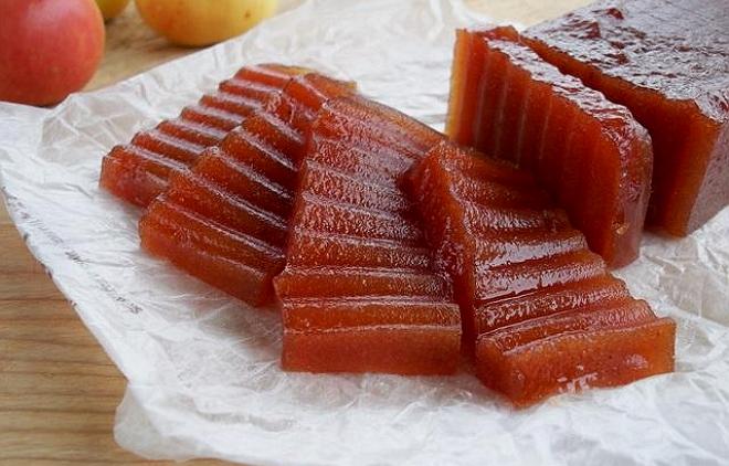 самые полезные сладости мармелад
