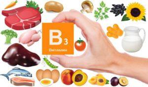 витамин B3 в спорте