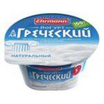 греческий ванильный йогурт