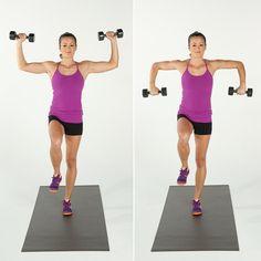 упражнения для уменьшения жира на руках