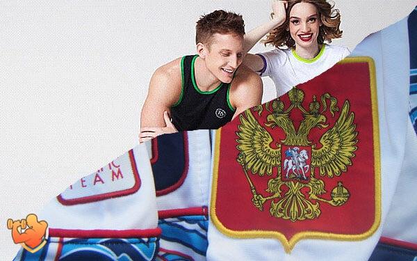 ekipirovra olimpiyskoy sborboy russia