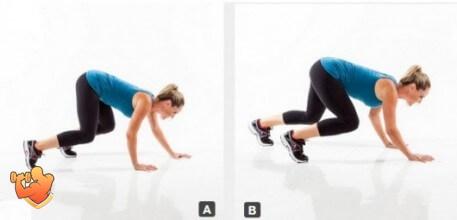 кроссфит упражнения в домашних условиях