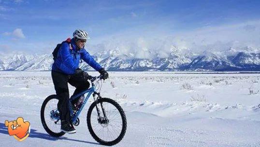 odezda velosipedista zimoy