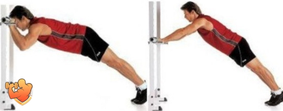 нестандартные упражнения на трицепс
