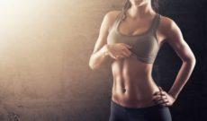 Как получить тонкую талию и плоский живот