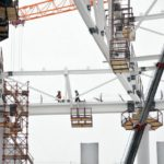 строительство спортивного стадиона в нижнем