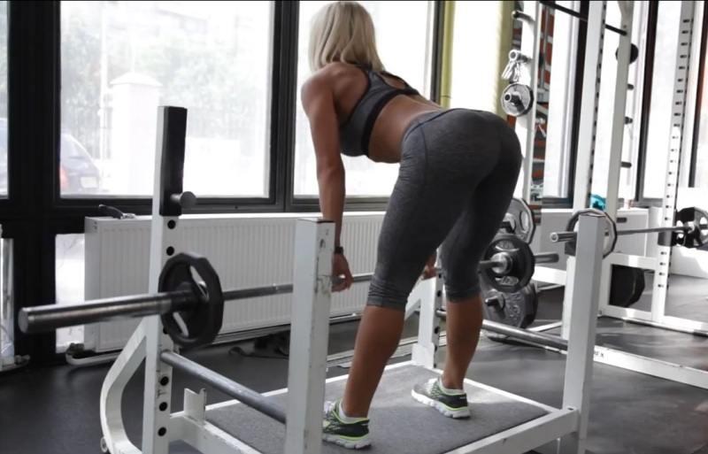 правила тренировок для женщин